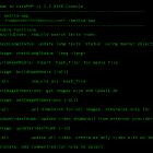 dbadmin shell script